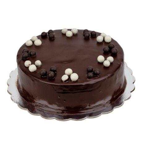 Торта Медена с боровинки