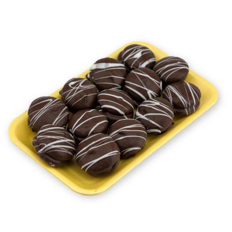 Медени сладки с какаова глазура
