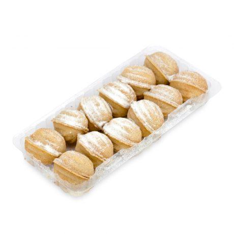Орехчета с бял крем