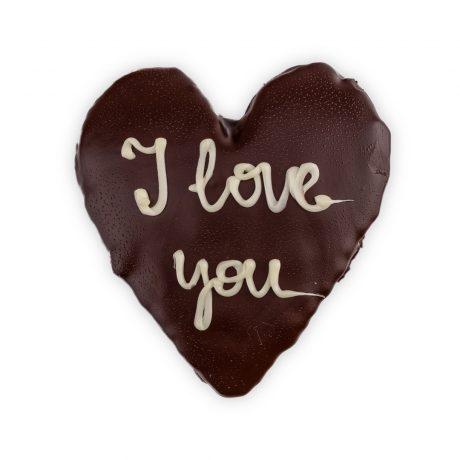 Паста Шоколадово сърце