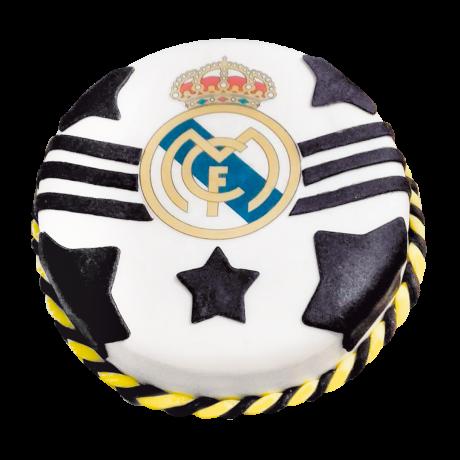 Торта - Реал Мадрид