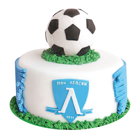 Торта - Левски