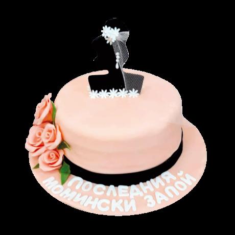 Торта - Моминско парти - 2