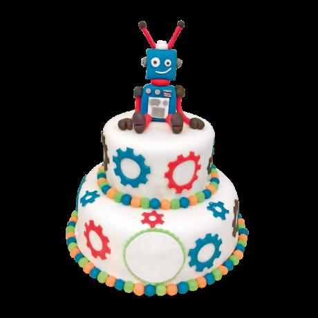 Торта - Робот