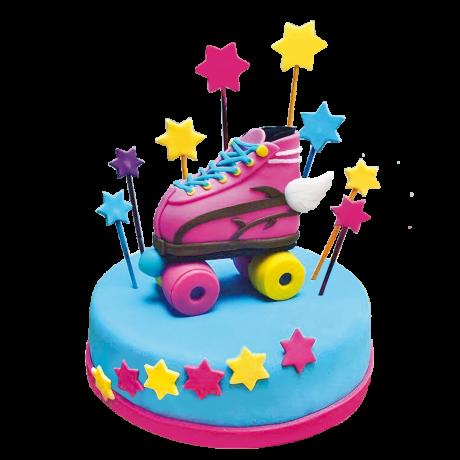 Торта Ролкова кънка