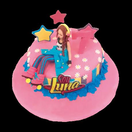 Торта - Сой Луна