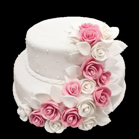 Торта Сватбена - 2