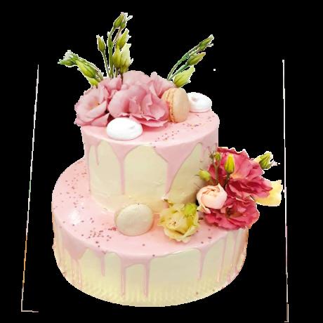 Торта Сватбена - 4