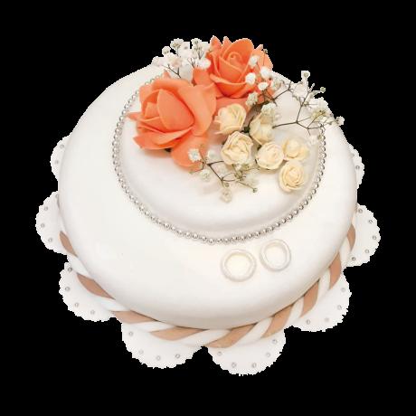 Торта Сватбена - 5