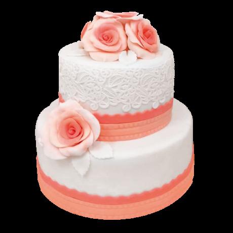 Торта Сватбена - 6