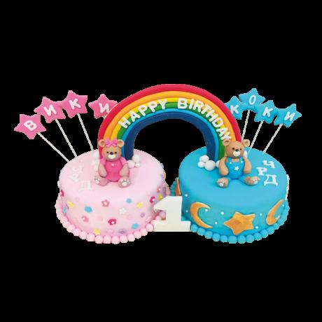 Торта - Близнаци