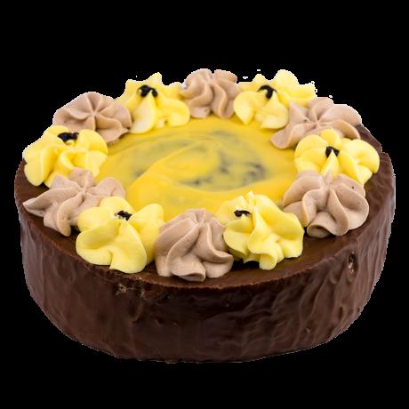 Торта Жанета - брюле