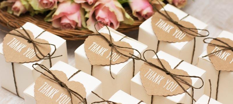 сватбени подаръчета за гости